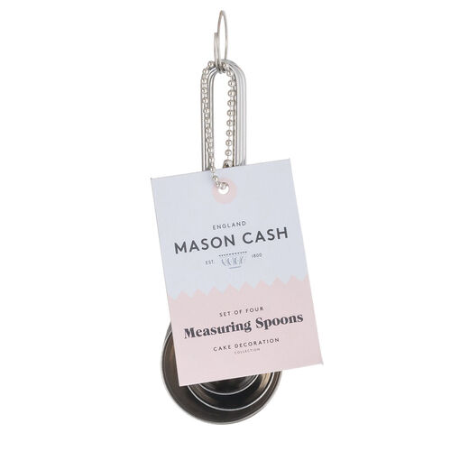 Mason Cash Stainless Steel Measuring Spoons