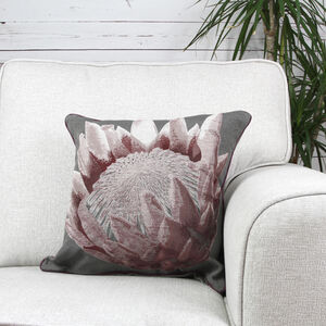 Alexa Flower Berry Cushion 45cm x 45cm