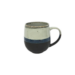 Heritage Hug 3 Tone Mug - Dark Grey