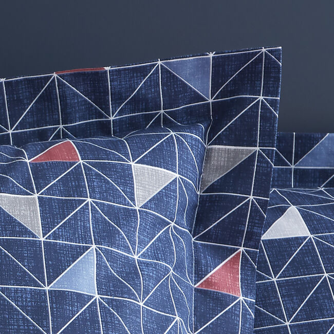 Evan Oxford Pillowcase Pair