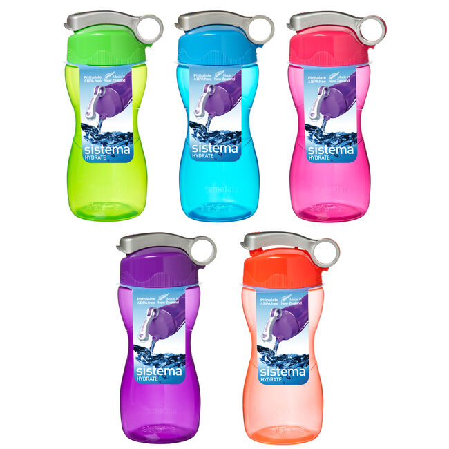 Sistema Hydration Hourglass Bottle 475ml