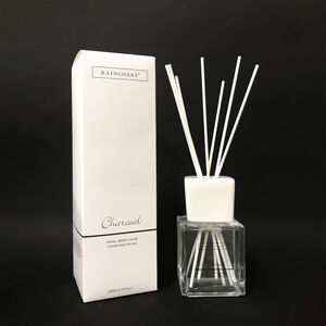 Raincoast Charcoal Ceramic Reed Diffuser