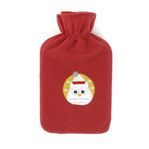 Winter Fleece Hot Water Bottle