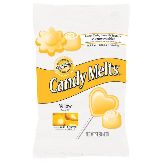 Wilton Yellow Candy Melts