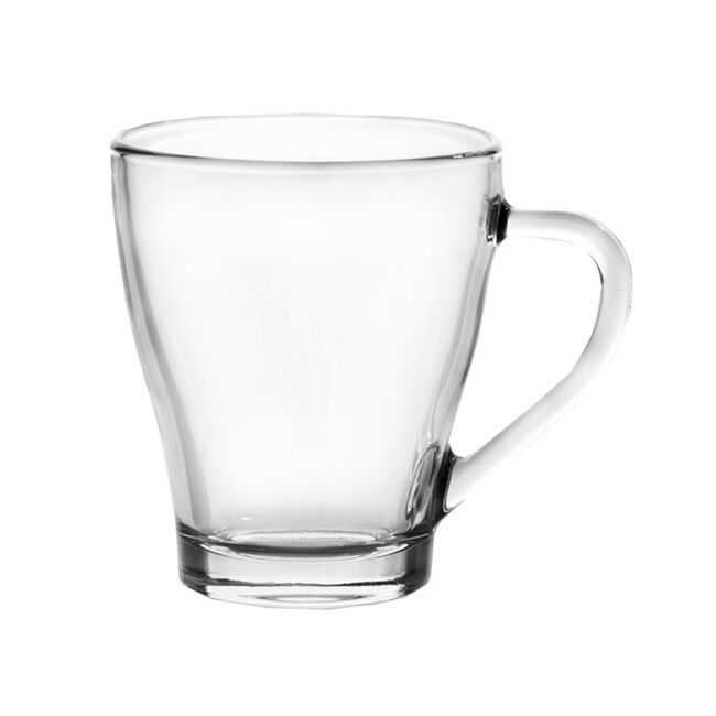 Essentials 265ml Glass Mug