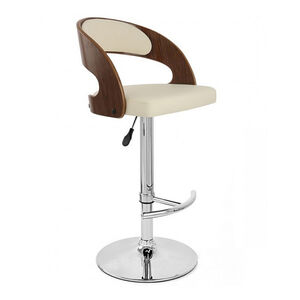 Veneto Cream Bar Stool