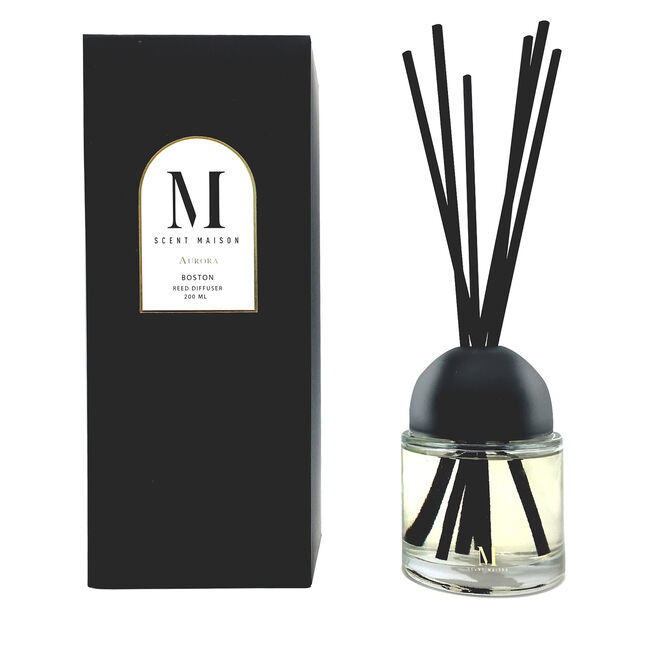 Scent Maison Boston Reed Diffuser