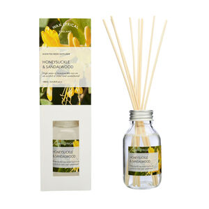 Honeysuckle and Sandalwood 100ml Reed Diffuser