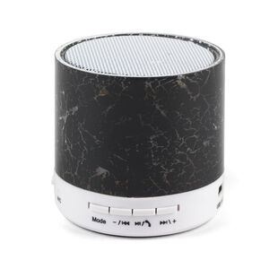 Intempo Black Mini Bluetooth Speaker