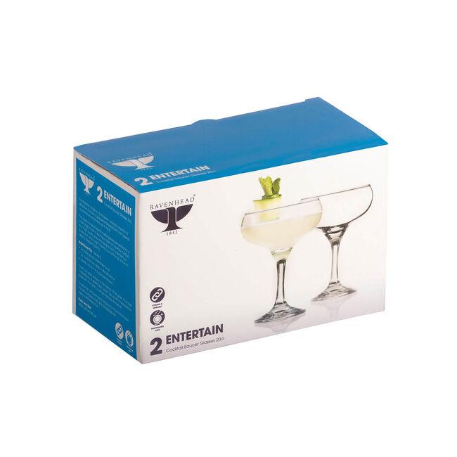 Entertain Cocktail Glasses - Set of 2