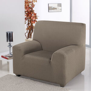 Easystretch Armchair Cover Linen