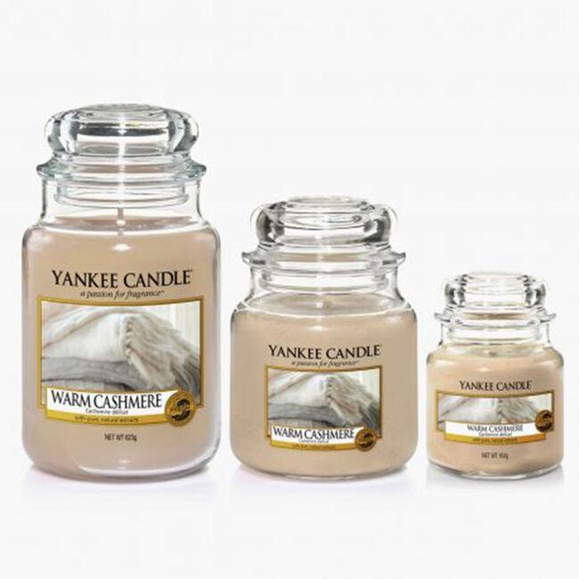 Yankee Candle Warm Cashmere Small Jar