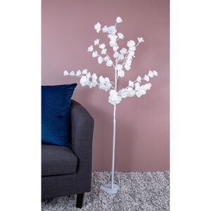 72 LED Decorative Rose Tree 5Ft