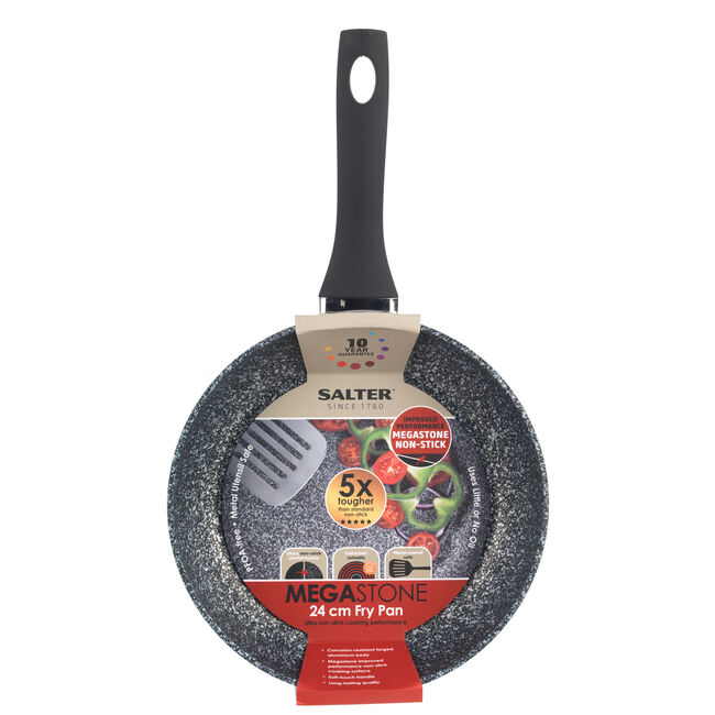 Salter Megastone 24cm Frying Pan