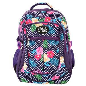 Streetsac Parquet Posy Schoolbag