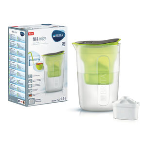 Brita Fun Water Jug - Lime