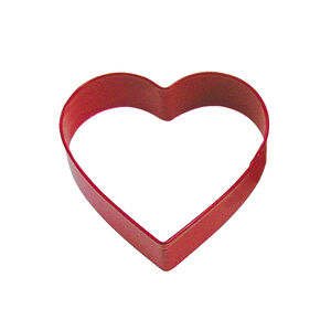 Heart Red Cookie Cutter