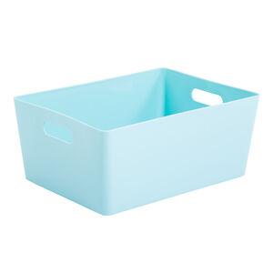 Studio Rectangular Basket 11.5L - Duck Egg Blue
