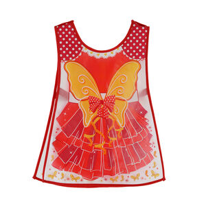 Princess Butterfly Apron PEVA
