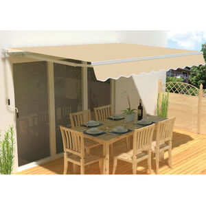 Retractable Awning 2.5m x 2m