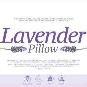 Lavender Microfibre Pillow