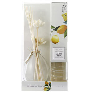 Ambianti Lemon Mint Reed Diffuser
