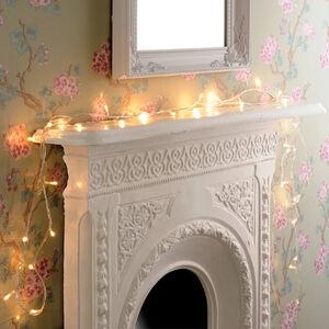 50 LED Decorative Warm String Lights