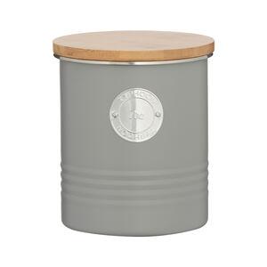 Typhoon Living Tea Cannister Grey 1L