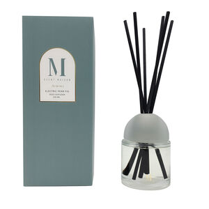 Scent Maison Electric Pear Fig Reed Diffuser