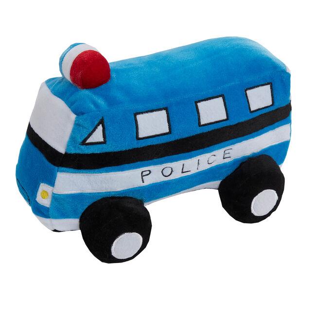 Police Car Cushion