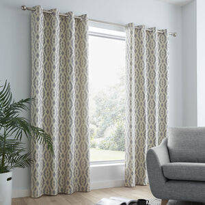 VERSATILITY DUCK EGG 66x54 Curtain
