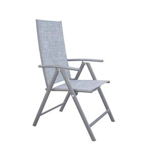 7 Position Aluminum Garden Chair