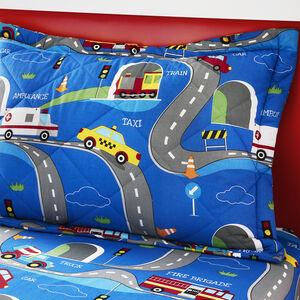 Beep Beep Pillowshams 50x75cm