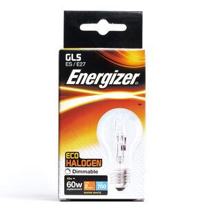 Eco Clear GLS ES (E27) 2 Halogen Bulbs 48W