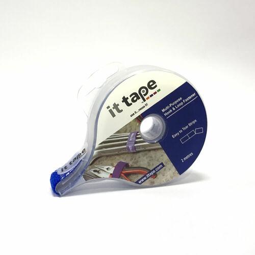 IT Tape Blue 2m Dispenser