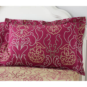 Antoinette Oxford Pillowcase Pair - Navy