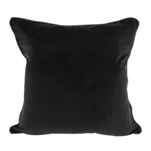 Naomi Cushion 45x45cm - Black