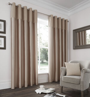 Velvet Pleat Curtains