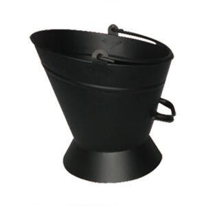 Waterloo Coal Bucket Black