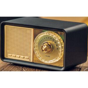 Sonarto Retro Radio Bluetooth Speaker