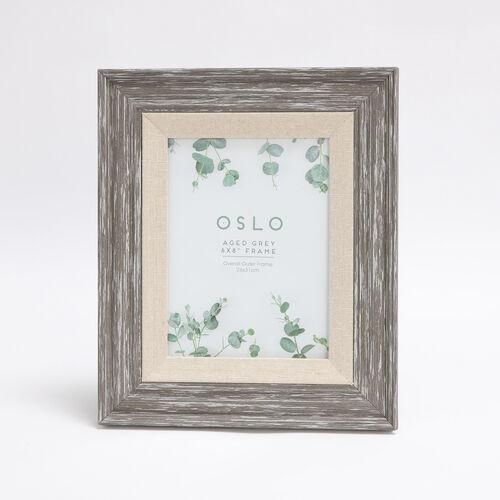4x6 OSLO AGED GREY Frame