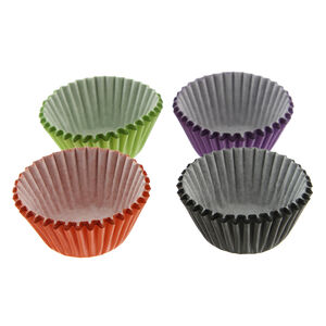 Wilton Hallowen 100 Mini Cupcake Cases