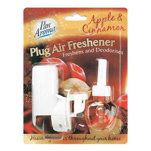 Plug Air Freshener Apple & Cinnamon