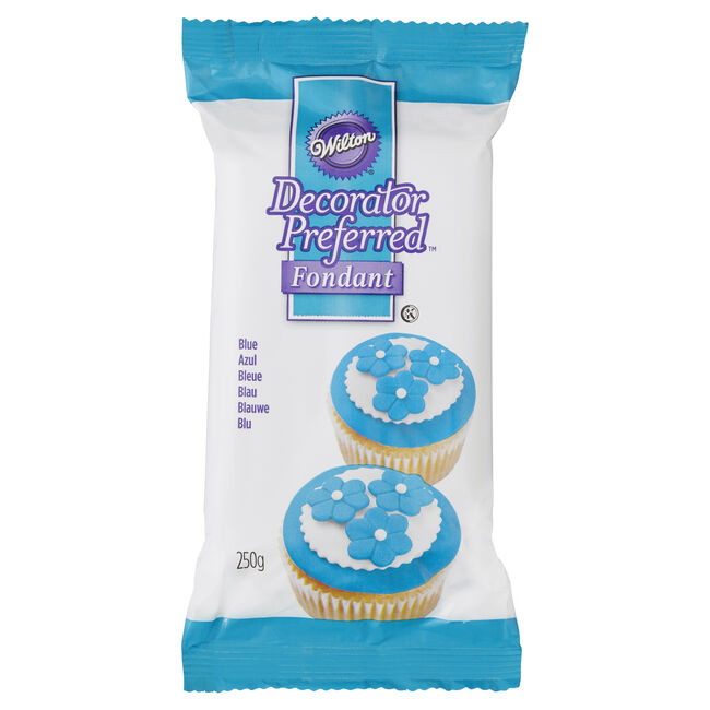 Wilton Decorated Preferred Blue Fondant