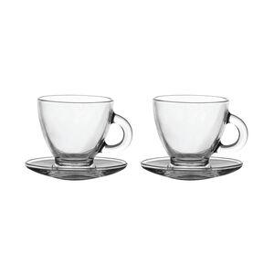 Entertain Cappuccino Cup & Saucer Set