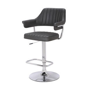 Belmont Grey Bar Stool