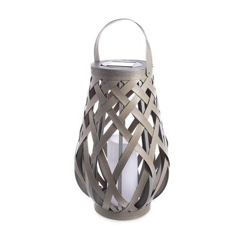 Large Sorrento Rattan Lantern