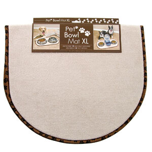 Pet Bowl Mat Extra Large