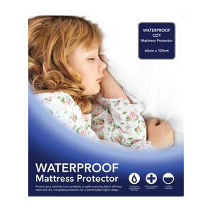 Waterproof Cot Mattress Protector