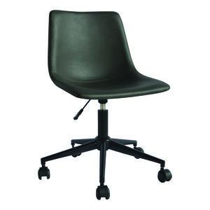 Bay Office Chair Swivel Charcoal
